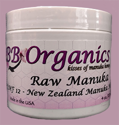 BB Organics Raw Manuka 4 oz
