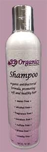 BB Organics Shampoo